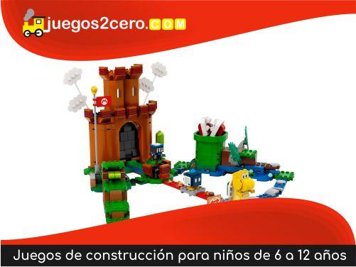 Juegos de construcción para niños de 6 a 12 años