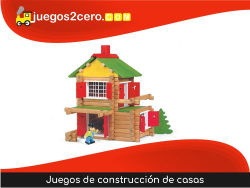 Juegos de construcción de casas