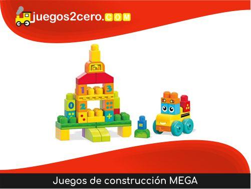 Juegos de construcción MEGA