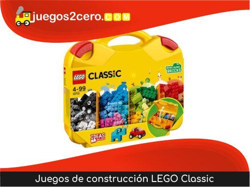 Juegos de construcción Lego Classic