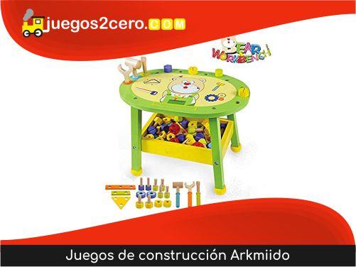 Juegos de construcción Arkmiido