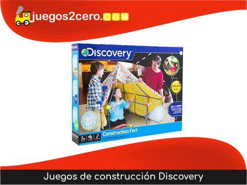 Juegos de construcción Discovery