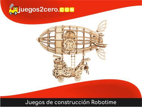 Juegos de construcción Robotime