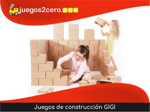 Juegos de construcción GIGI