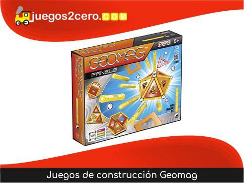 Juegos de construcción Geomag