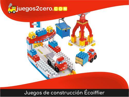 Juegos de construcción Écoiffier