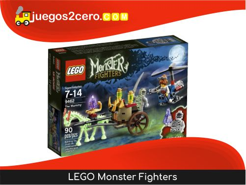 LEGO Monster Figther
