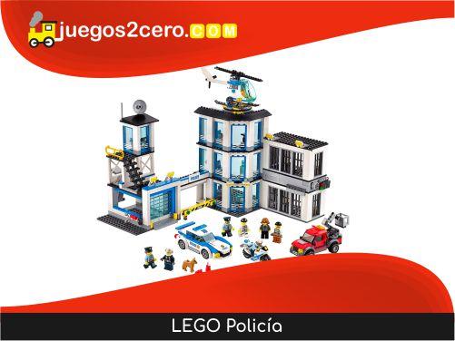 LEGO Policía