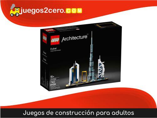 Juegos de construcción para adultos