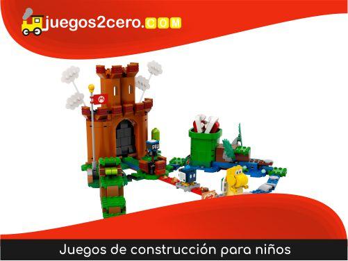 Juegos de construcción para niños